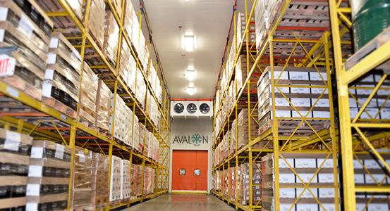 Cold Storage Avalon Cold